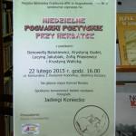 III Niedzielne pogwarki poetyckie, fot.5