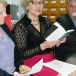 Wiersze czyta Barbara Ostaszewska