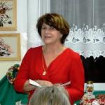 Wiersze czyta Janina Osewska, fot.2