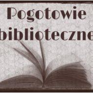 Więcej o: Pogotowie Biblioteczne