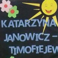 """Więcej o: """"Jesienne wędrówki Niebieskiej Mrówki"""" – spotkanie z Katarzyną Janowicz-Timofiejew"""